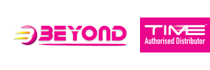 Beyond TIME Internet Logo