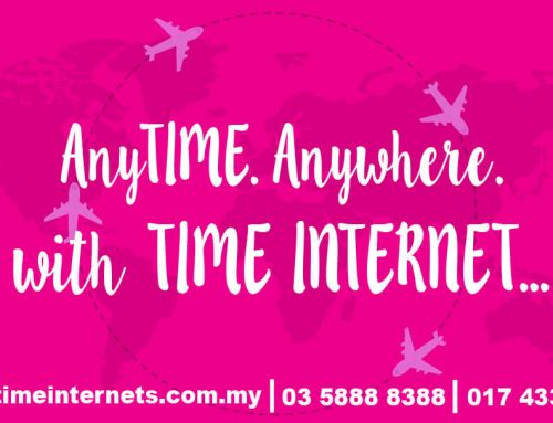 TIME Coverage Air Itam | TIME Leading Internet Service Provider