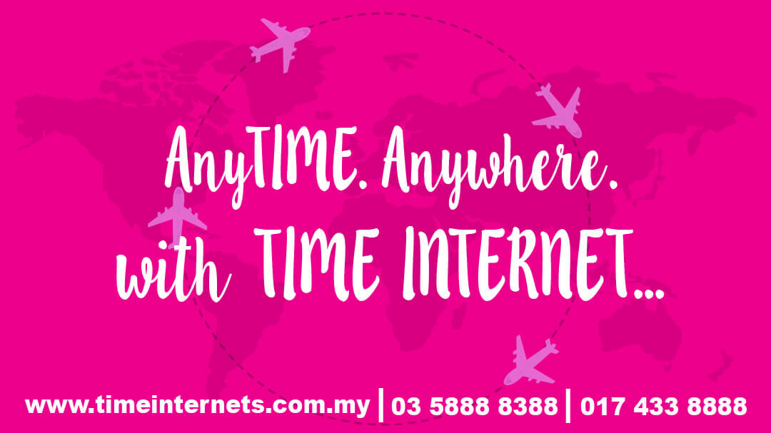 time internet penang coverage