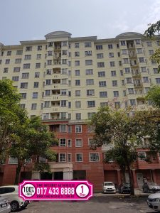selangor properties apartment for rent,
