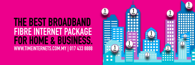 Broadband fibre fibre broadband
