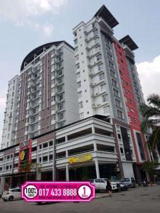 ria apartment selangor tower