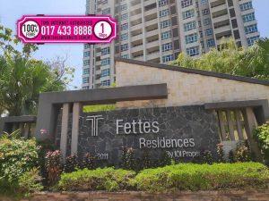 Fettes Residence maxis vs unifi
