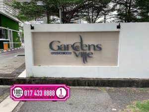 Gardens Ville maxis 1 year validity
