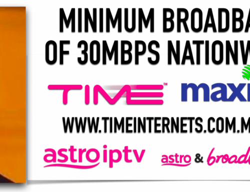 Fibre Broadband 30 Mbps To 1 Gbps Internet Speed, Nationwide Coverage By 2020