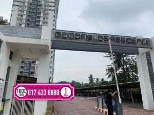 Goodfields Residence celcom 4g coverage,