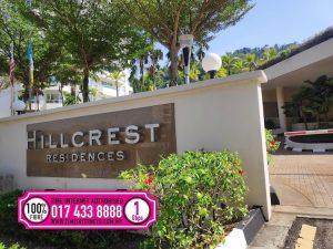 Hillcrest Residences maxis 68 plan