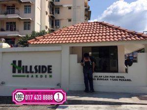 Hillside Garden time dotcom broadband coverage,