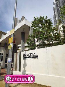 Imperial Residences fibre broadband