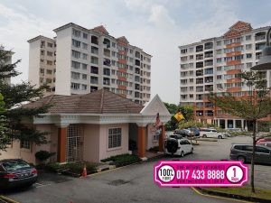 Kenanga Apartment maxis home,