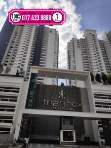 Marinox Sky Villa high speed internet