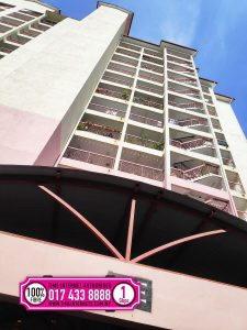 Menara Kuda Lari unifi home,