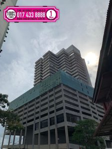 Menara Riverview maxis vs celcom,