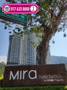 Mira Residence wifi router