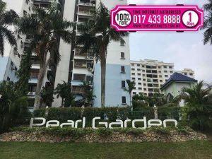 Pearl Garden wifi internet