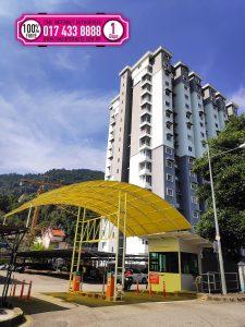 Permai Jaya fibre internet