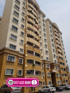 Saraka Apartment wifi broadband red,