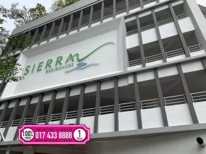 Sierra Residences time broadband