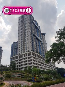 Sky Condo unifi wiring contractor,