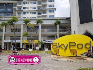 Skypod Square maxis 999gb,