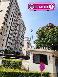 Sri York penang property