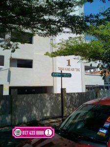 Taman Kang Har Tong unifi new plan