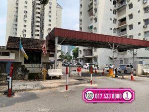 Taman Seri Damai broadband 3g radar