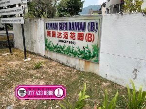 Taman Seri Dama time fibre internet