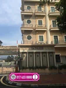 The Palazzo wifi internet