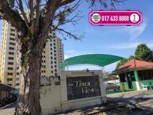 Tiara View time fibre