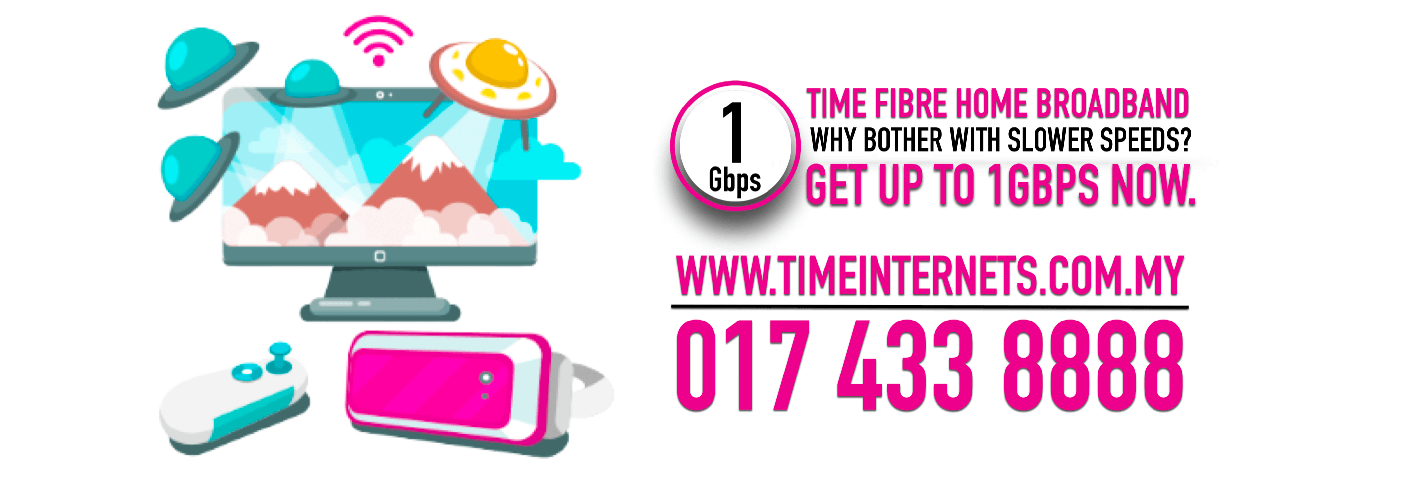 Time Fibrenation wifi router