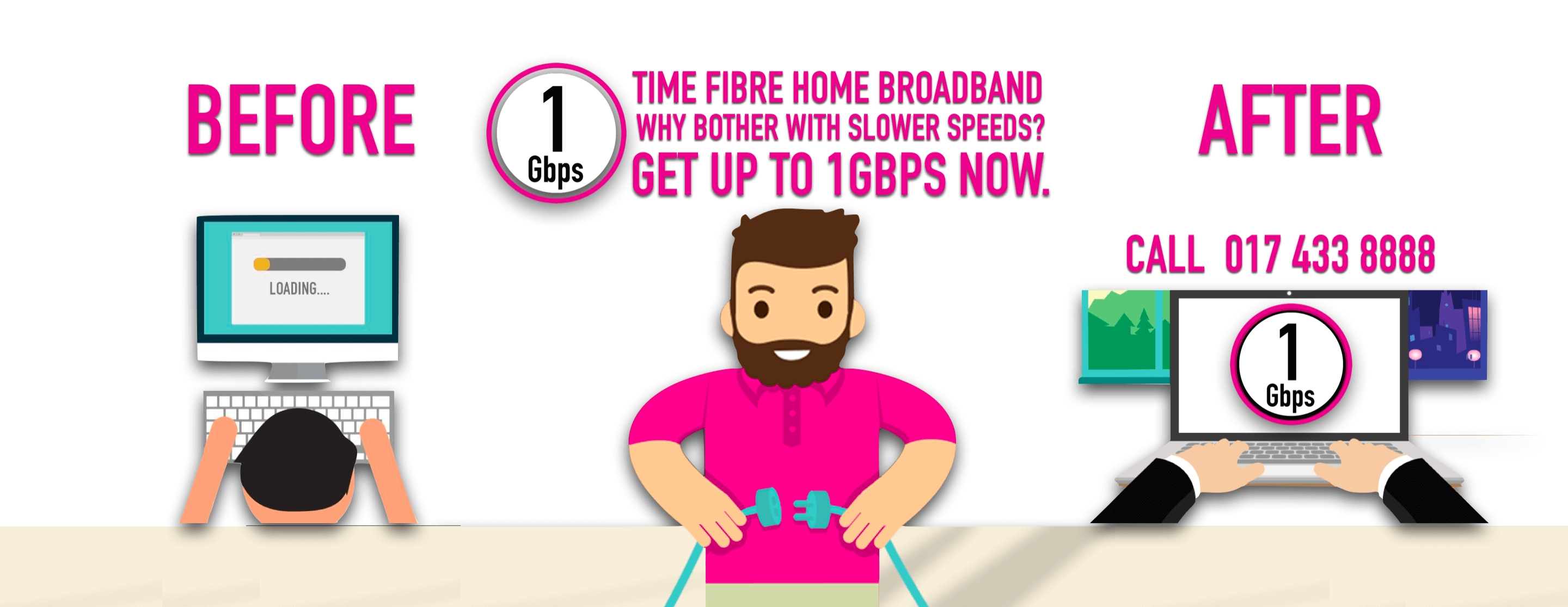 time broadband wifi router