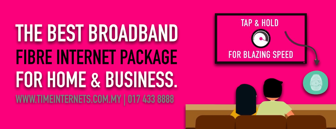 time fibre Broadband Coverage