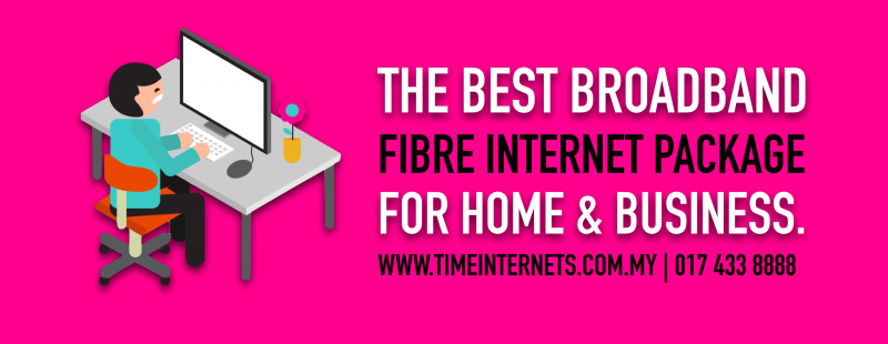 time home internet